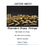 Brass Fittings Catelog
